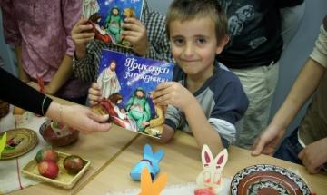 Великден в българското училище в Тарагона