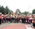 """Ученици и родители се включиха в гр. Кубрат в """"Аз съм българче"""""""