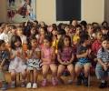 """120 деца от ОДЗ """"Калина Малина"""" гр.Несебър рецитираха заедно """"Аз съм българче"""""""