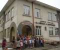 """Ученици от с. Царев брод участваха в рецитирането на """"Аз съм българче"""""""