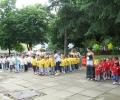 """Детска градина """"Чучулига"""" от гр. Русе се включи в рецитирането на """"Аз съм българче"""""""