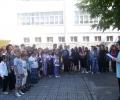 """Основно училище """"Св. Св. Кирил и Методий"""", град Гоце Делчев се включи в рецитирането на """"Аз съм българче""""."""
