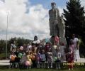 """Деца от с. Ваклиново участваха в рецитирането на """"Аз съм българче"""""""
