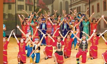 A Hong Kong children's ensemble is going to sing in Sozopol