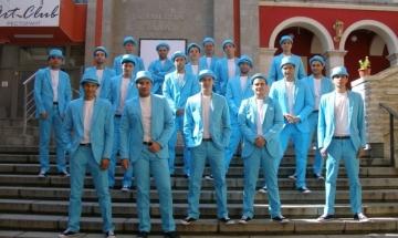 """""""Сините хора"""" може би са част от нова реклама на М-Тел"""
