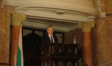 Оптимизиране на образователния процес иска проф. Божидар Ангелов