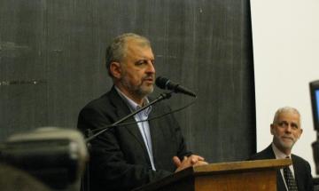 Иван Илчев бе преизбран за ректор на СУ (Видео)