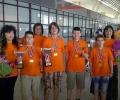 Отборът на СМГ разби конкуренцията в Китай