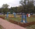 Изградена е нова детска площадка в Бяла Черква