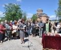 Първа копка на неделно училище направиха към православен храм в Кърджали