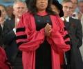 Опра стана доктор от Харвард