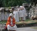 Деца от неделното училище в Кърджали играха Библията на Еньовден