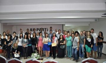 Магистранти на ВСУ – на стаж в Турция