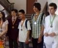 Математици от СМГ – втори в света сред 44 отбора