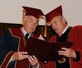 Бащата на валутния борд проф. Стив Ханке стана Доктор хонорис кауза на БАН