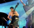 Джаз музикантът Петър Славов с майсторски клас в НБУ