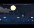 Гугъл почита 151 г. от рождението на Дебюси