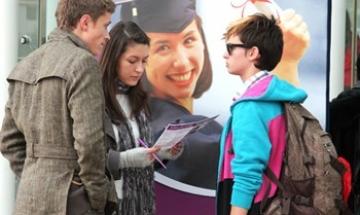 Изложението Световно образование в София