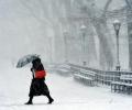 Буря провали коледната приказка в Англия и Франция