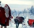 Дядо Коледа потегли от Северния полюс към послушните деца