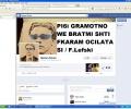 Анонимни се изгавриха с Левски във Фейсбук