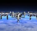 В Космоса ще посрещнат Нова година 15 пъти