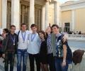 Наши ученици се върнаха с медали от Атина