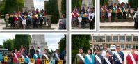 """За четвърта година децата от с. Габровница рецитираха """"Аз съм българче"""""""