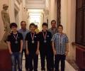 Всички наши ученици завоюваха медали на VIII балканска олимпиада по информатика