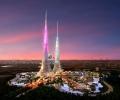 Китай ще построи най-високата двойка кули в света