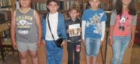 """Малките читатели от Тутракан рецитираха """"Аз съм българче"""""""
