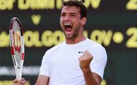 Григор Димитров побеждава в Базел