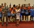 Откриват спортна зала в гр.Сливница