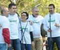 """Над 2500 души от 23 града взеха участие в инициативата """"Моят зелен град 2014″"""