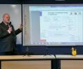 Първата в света роботизирана медицинска кабина бе представена пред студентите на НБУ