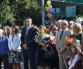2396 първокласници прекрачиха училищния праг в Бургас
