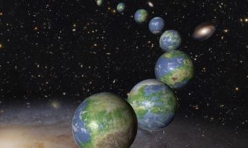 Съществуват планети, подобни на Земята (Видео)