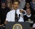 Барак Обама критикува образователната политика на Мит Ромни