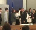 Премиер и министри връчиха договори на български докторанти за 22 мил. лева