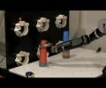 Парализирана жена контролира робот с мислите си (Видео)