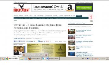 """Британски закон дискриминира наши студенти, пише """"Индипендънт"""""""