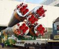 Русия показа кораба си за полет до Луната