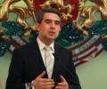 Росен Плевнелиев награди победителката Аделин Бод