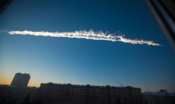 Над 500 пострадаха от метеорита, който падна в Русия(Обновена)