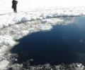Метеоритът е направил дупка с диаметър 8 метра