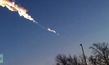 Откриха части от метеорита, паднал в Челябинск