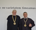 НБУ удостои проф. Слободан Миладич с доктор хонорис кауза