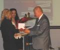 "УНСС награди ""Студент на годината 2013"""