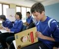 Младите надежди на Левски – отличници по грамотност