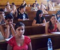 Изпит по журналистика в УНСС
